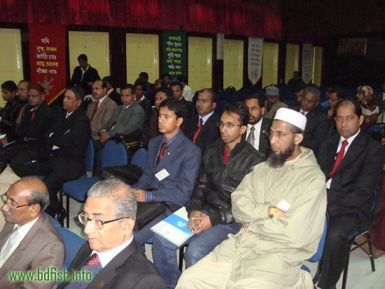 A portion of participants in the conference
