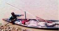 Shangla ja with boat
