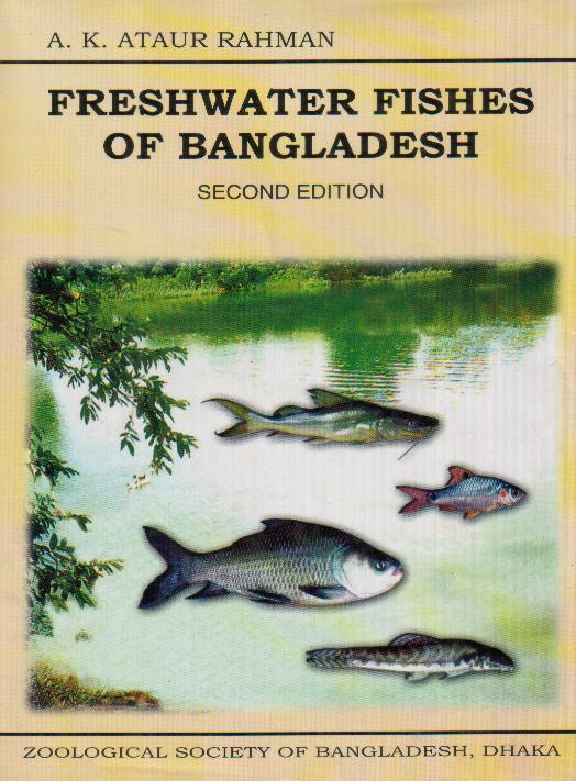 Book profile: Freshwater Fishes of Bangladesh