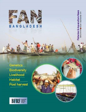 Coverpage of FAN-Bangladesh Newsletter