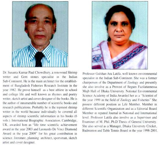 Authors: Dr. Susanta Kumar Paul Chowdhury and Professor Gulshan Ara Latifa