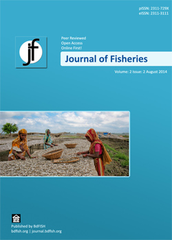 Journal of Fisheries Vol 2 Issue 2 August 2014