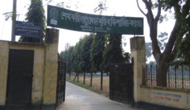 Main Gate of the College