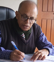 Md. Shahidur Rahman Khan, Principal of Collage