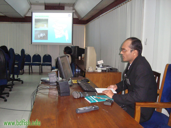 Presentation on the climate change in Barind Areas of Bangladesh