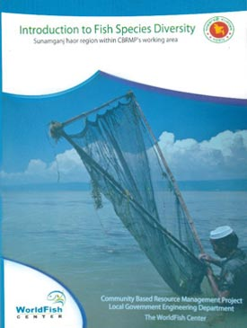 """Cover page of """"Introduction to fish species diversity"""""""