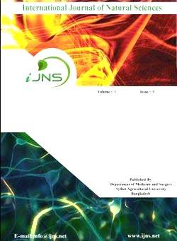 International Journal of Natural Sciences