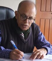 Md. Shahidur Rahman Khan, Principal of Collage