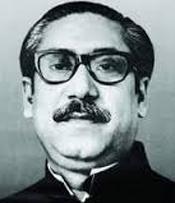 Bangabandhu Sheikh Mujibur Rahman, Founding leader of Bangladesh